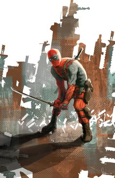 Deadpool by Miko-M.deviantart.com