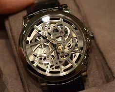 Harry Winston -- The watch