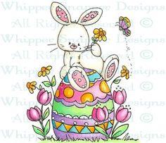 Benson - Easter - Holidays - Rubber Stamps - Shop
