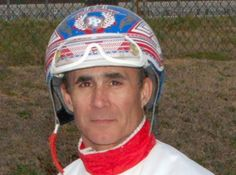Ron Pierce, harness racing  driver