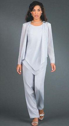 316b1ec81f Ursula Plus Size Wedding Mother Dressy Pant Suit 41114