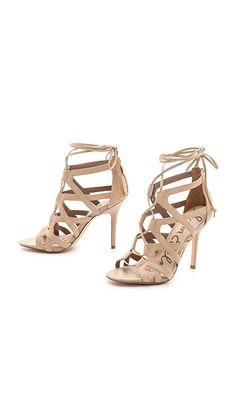 Sam Edelman Almira Lace Up Sandals | SHOPBOP