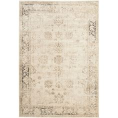 Safavieh Vintage Stone Viscose Rug (8' x 11'2) | Overstock™ Shopping - Great Deals on Safavieh 7x9 - 10x14 Rugs