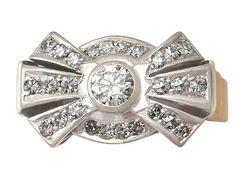 'Vintage Diamond Cocktail Ring' http://www.acsilver.co.uk/shop/pc/0-86-ct-Diamond-and-14-ct-Yellow-Gold-Dress-Ring-Vintage-Circa-1950-176p7781.htm