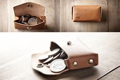 Coin Purse leather coin purse change purse leather change