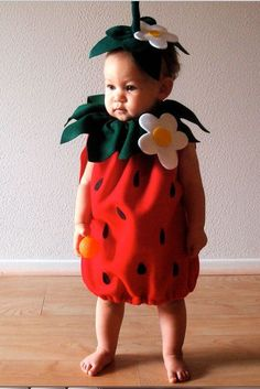 10 Adorable Halloween Costumes for Babies