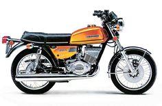 Suzuki GT250 loved this one
