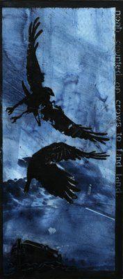 Crows Ravens:  #Ravens.
