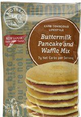Are you trying a low carb or ketogenic diet to lose weight or improve your health? These low carb pancakes are super easy to make and adhere to a keto diet. Low Carb Pancakes, Buttermilk Pancakes, Pancakes And Waffles, Zero Carb Diet, Sugar Free Maple Syrup, Waffle Mix, Ketogenic Diet, Paleo Diet, Diet Foods