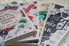 prettybooks:  Penguin's Great Food Series
