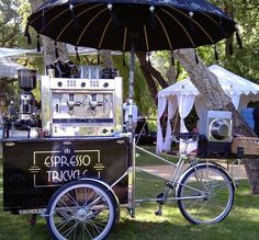 Espresso Tricycle - Drinks Tricycle | London | South East | UK - Contraband Events
