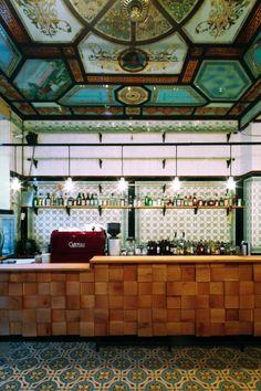 Fleischerei Cafe-Bistro-Bar, Leipzig