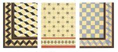 william morris bathroom tile floors - Google Search