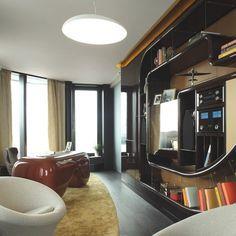 Refined Russian Penthouse Amalgamates Extravagance and Elegance www.bocadolobo.com #bocadolobo #luxuryfurniture #interiodesign #designideas