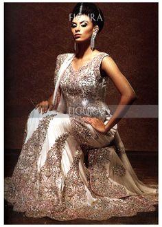 Elegant Reception dress...