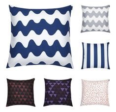 Cushion covers by Marimekko