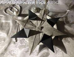 Pliage de serviette de table en forme d 39 toile etoile en papier origami napkin folding - Pliage serviette ourson ...