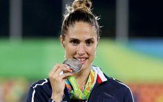 Elle visait l'or. Elodie Clouvel devra se contenter de la médaille d'argent aux Jeux olympiques de Rio. Ce vendredi, la spécialiste française du...