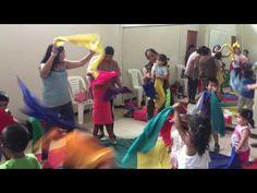 MUEVO MIS PANUELOS (Miss Cuqui) - YouTube
