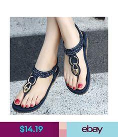 fd5dc751a06f94 New Summer Flip Flops Women Sandals Buckle Leisure Fashion Beach Bohemian  Footwear Women Casual Shoes Concise Flat Sandals