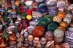 Argan trees only grow in Morocco, and you can't find harcha anywhere else in the world. Here are the things you can only buy in Morocco.