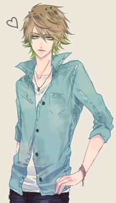 ibuki mangaka | Tags: Anime, Jeans, Ibuki (mangaka), Pendant, Hinohara Kanade ...