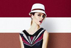 DOCA SS2015 Collection Shady Pop Hat available at: http://www.doca.gr/el/online-shop/anoixi-kalokairi-15/kapela/46793-kapelo-aspro-detail.html #doca #ss15 #hat #kapelo