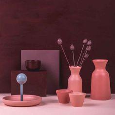 vasi e ciotole | E-Italy Passion Deco, Bamboo Shelf, Deco Addict, Design, Home Decor, Decoration Home, Room Decor, Home Interior Design