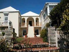 Bermuda's historic houses
