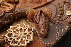 polymer clay dragon tutorial - Google Search one of my favorite artists