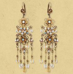 Michael Negrin earrings