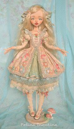 Clay Dolls, Blythe Dolls, Smart Doll, Doll Tutorial, Little Doll, Doll Repaint, Monster High Dolls, Custom Dolls, Ball Jointed Dolls