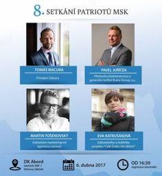 DK AKORD | Program Kurzy | Kalendář akcí | 8. Setkání Patriotů MSK