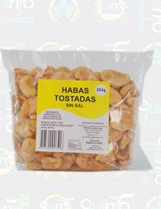 HABAS TOSTADAS