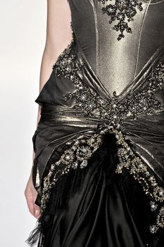 Samuel Cirnansck A/W 2013  This is very formal, but Viscy would totally wear it every day