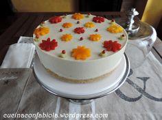 Faby's Savoury Cheesecake ovvero Cheesecake salata ( mia creazione )   http://cucinaconfabiola.wordpress.com/2014/06/12/fabys-savoury-cheesecake/#more-709
