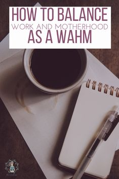 As a work at home mom, we wear many hats. But how do you best balance this? How can you possibly make one thing more important? It's tough, but it has to be done. #wahm #sahm #momlife #tipsformoms #timemanagement #productivity #worklifebalance