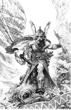 tim vigil Art | ... dark kingdom study sold artist tim vigil penciller artist frank