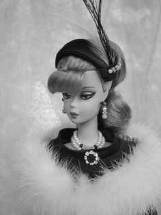 OOAK Holiday Fashion for Silkstone Barbie by Joby Originals