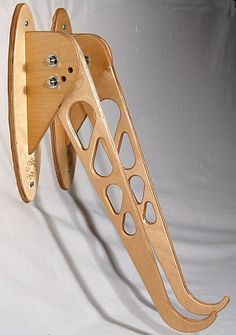 Planche de surf RavenRacks étagères finition par RavenWorksWest