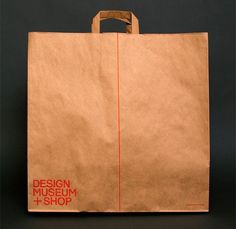 Opinion: the Design Museum Shop identity - Creative Review