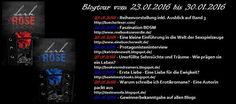 """BeatesLovelyBooks : [Blogtour] Blogtour - Gewinnauslosung """"Dark Rose 1..."""