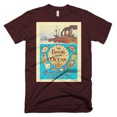 The Book of the Ocean Men's t-shirt