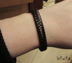 Brown Color 5 Strand Braid Leather Band Bracelet For Men 5 Strand Braids, Braids Band, Braided Leather, Bracelets For Men, Unique Gifts, Artisan, Gift Ideas, This Or That Questions, Brown