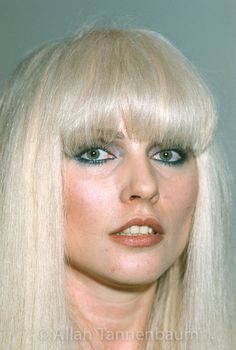 Debbie Harry 1982