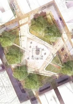ideas landscape architecture masterplan parks master plan for 2019 Landscape Design Plans, Landscape Architecture Design, Architecture Drawings, Architecture Plan, Urban Landscape, Masterplan Architecture, Landscape Edging, Open Space Architecture, Library Architecture