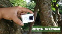 Yi Xiaomi Action Camera - Ready For Anything (UK Edition)