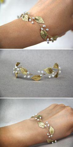 Rose gold Braut Haarstück Hochzeit Stirnband Rose von TopGracia