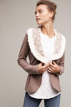Rosie Niem Bourgogne Wool Jacket
