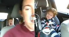 "Mom Ends Son's Temper Tantrum By Using The ""Power Of The Selfie"""